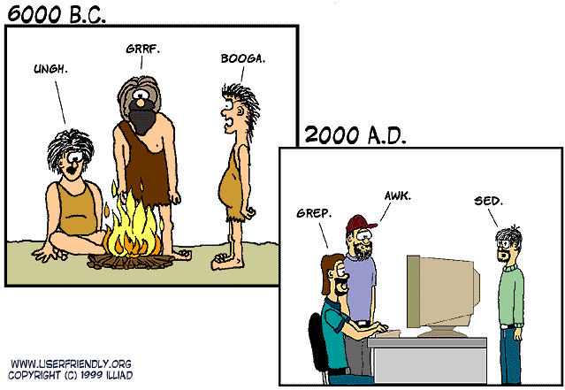 early language